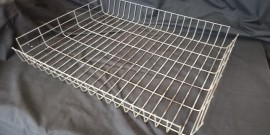 Used Wire Plant Trays